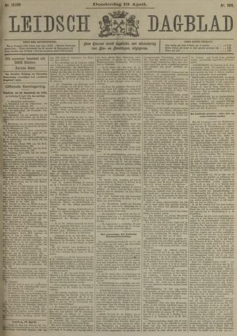 Leidsch Dagblad 1911-04-13
