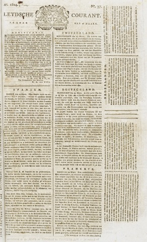 Leydse Courant 1824-03-26