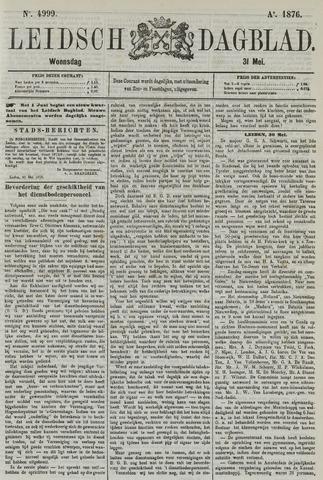 Leidsch Dagblad 1876-05-31