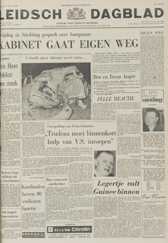 Leidsch Dagblad 1970-11-23