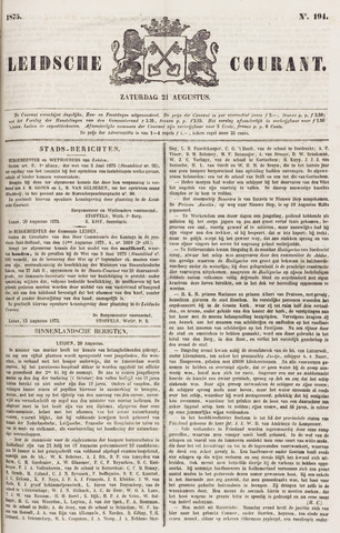 Leydse Courant 1875-08-21