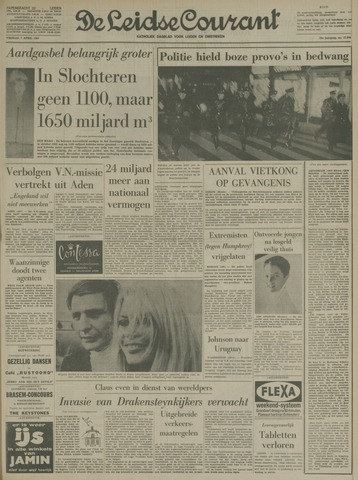 Leidse Courant 1967-04-07