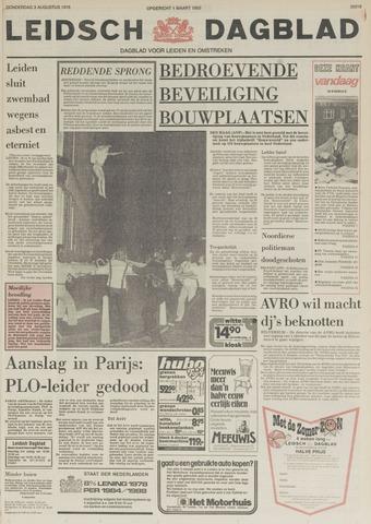 Leidsch Dagblad 1978-08-03