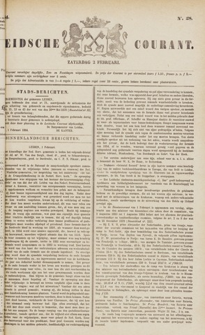 Leydse Courant 1884-02-02