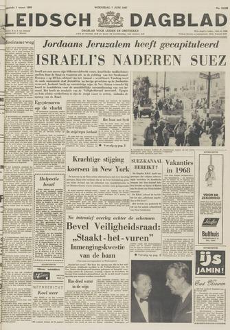 Leidsch Dagblad 1967-06-07