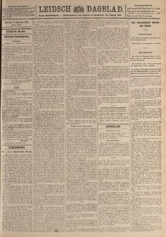 Leidsch Dagblad 1921-08-13
