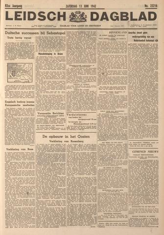 Leidsch Dagblad 1942-06-13