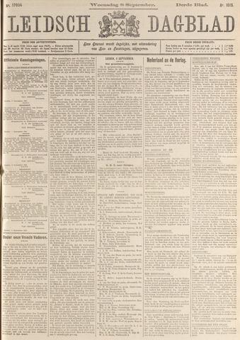 Leidsch Dagblad 1915-09-08