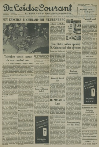 Leidse Courant 1961-03-29