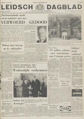 Leidsch Dagblad 1966-09-06
