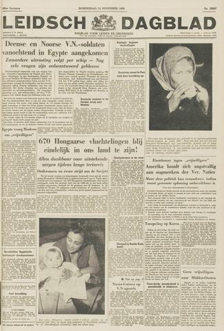 Leidsch Dagblad 1956-11-15