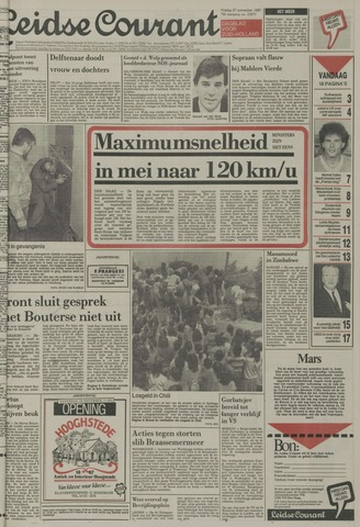 Leidse Courant 1987-11-27