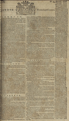Leydse Courant 1765-08-07