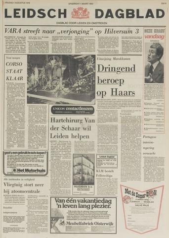Leidsch Dagblad 1978-08-04