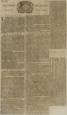 Leydse Courant 1805-01-25