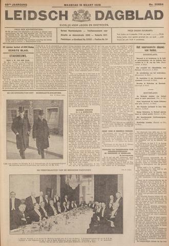 Leidsch Dagblad 1928-03-19