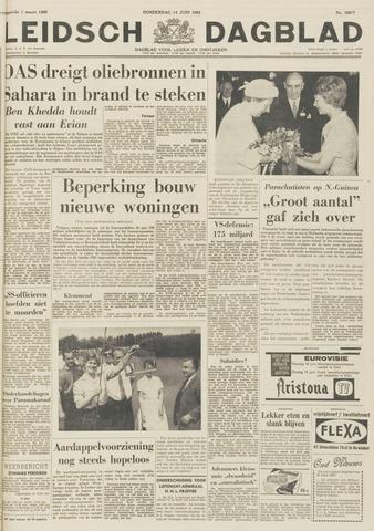 Leidsch Dagblad 1962-06-14
