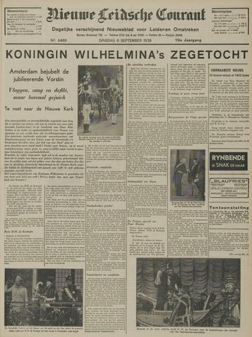 Nieuwe Leidsche Courant 1938-09-06