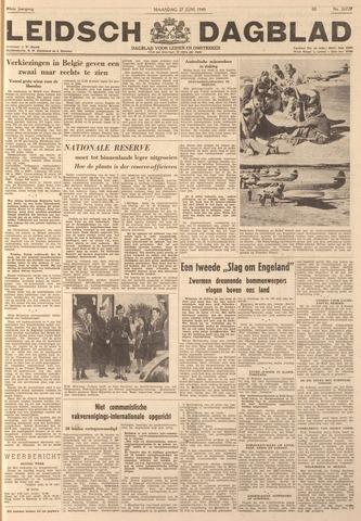 Leidsch Dagblad 1949-06-27