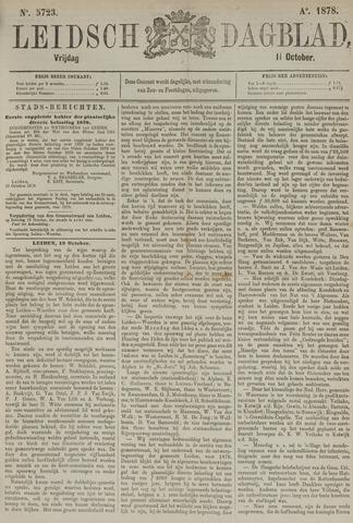 Leidsch Dagblad 1878-10-11
