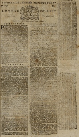 Leydse Courant 1797-01-25