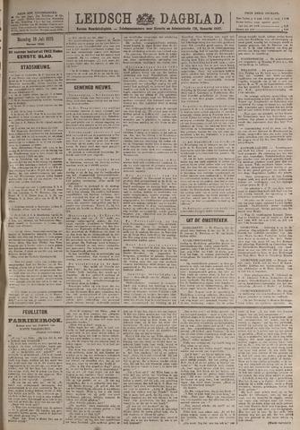 Leidsch Dagblad 1920-07-26