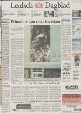 Leidsch Dagblad 1999-03-31