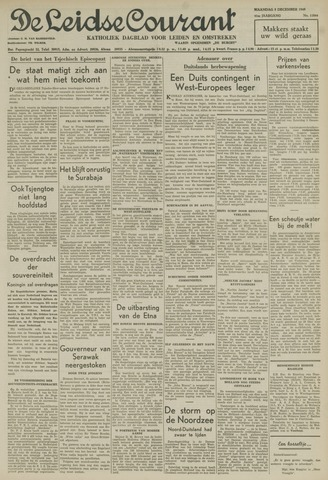 Leidse Courant 1949-12-05