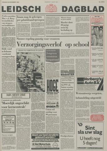 Leidsch Dagblad 1985-11-29