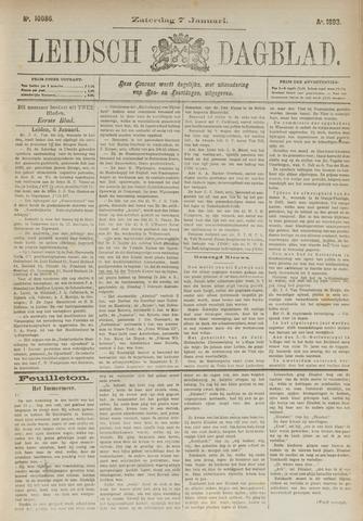 Leidsch Dagblad 1893-01-07
