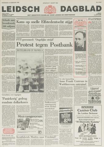 Leidsch Dagblad 1985-02-13
