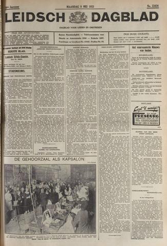Leidsch Dagblad 1933-05-08