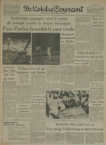 Leidse Courant 1969-08-01