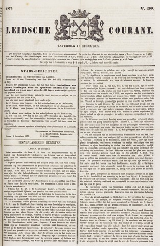 Leydse Courant 1875-12-11