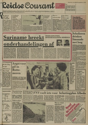 Leidse Courant 1980-07-03