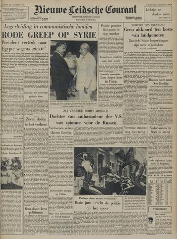 Nieuwe Leidsche Courant 1957-08-19