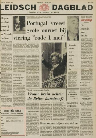 Leidsch Dagblad 1974-04-29