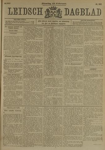 Leidsch Dagblad 1907-02-19