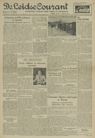 Leidse Courant 1951-01-06