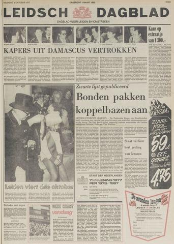 Leidsch Dagblad 1977-10-03