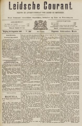 Leydse Courant 1887-08-26