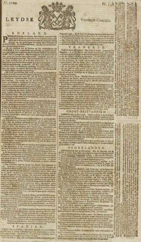 Leydse Courant 1769-11-17