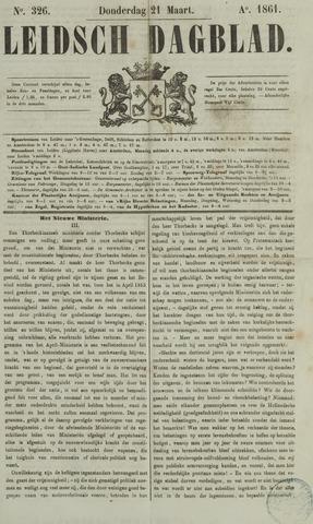 Leidsch Dagblad 1861-03-21