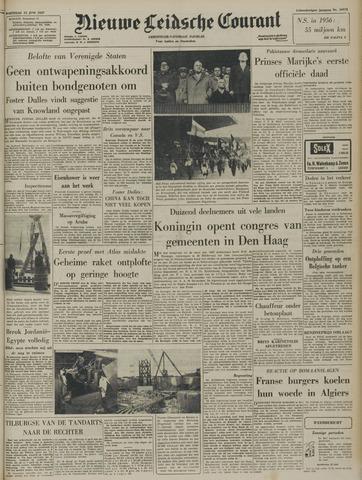 Nieuwe Leidsche Courant 1957-06-12