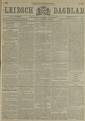 Leidsch Dagblad 1911-09-11