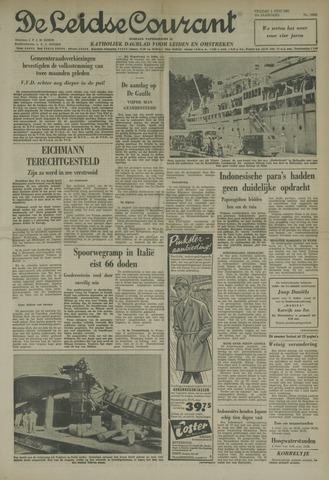 Leidse Courant 1962-06-01