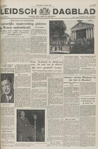 Leidsch Dagblad 1955-05-16