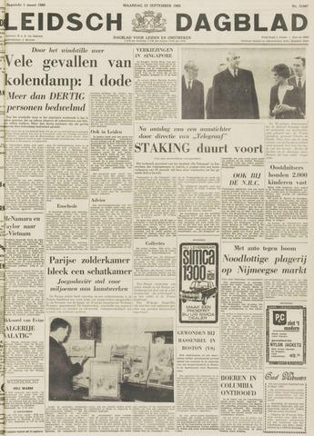Leidsch Dagblad 1963-09-23