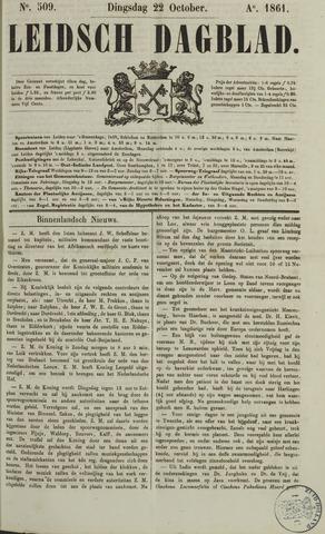 Leidsch Dagblad 1861-10-22