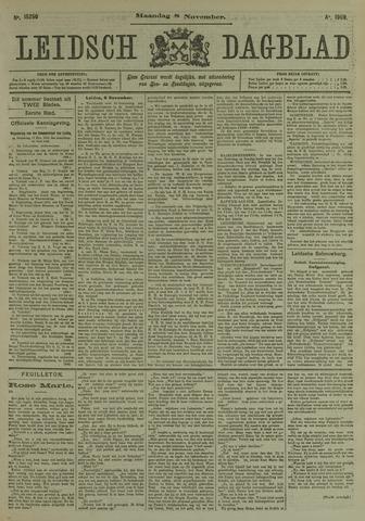 Leidsch Dagblad 1909-11-08